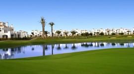 Costa de Murcia - Urbanizaciones y golf a pocos Km